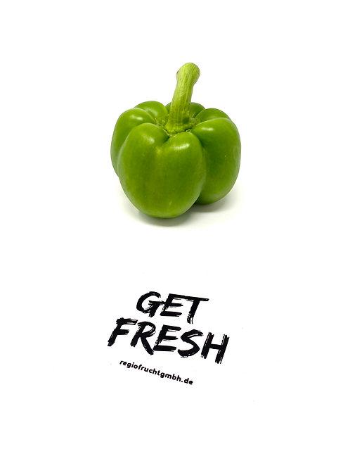 Paprika grün (1 Stück)