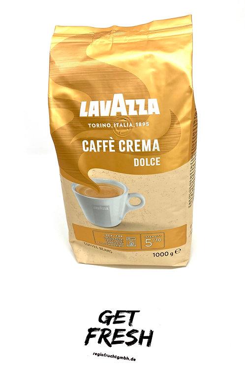 Lavazza Caffe Crema Dolce - 1,00 kg Beutel