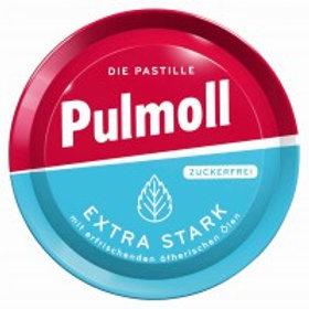 Pulmoll Extra Stark mit erfrischenden ätherischen Ölen zuckerfrei 50gr.