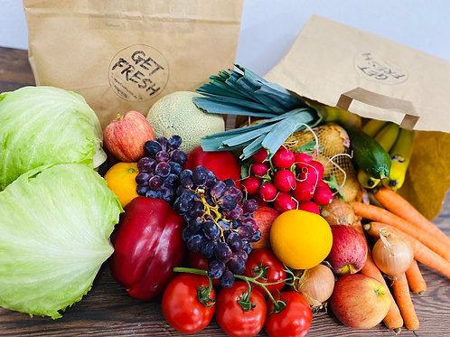 Obst & Gemüse Box Maxi