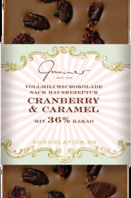 Caramel & Cranberry