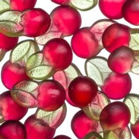 Schwarzwälder Kirsch Fruchtgummi mit 25% Fruchtsaft 200gr.