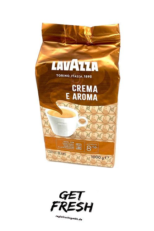 Lavazza Kaffeebohnen Crema e Aroma - 1,00 kg Beutel
