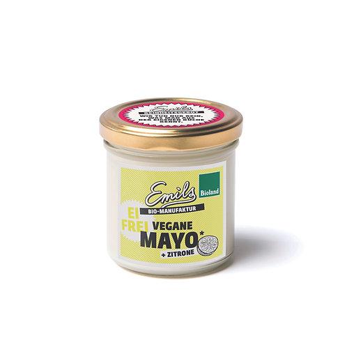 vegane Mayo + Zitrone 125 g