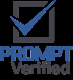prompt-verified logo