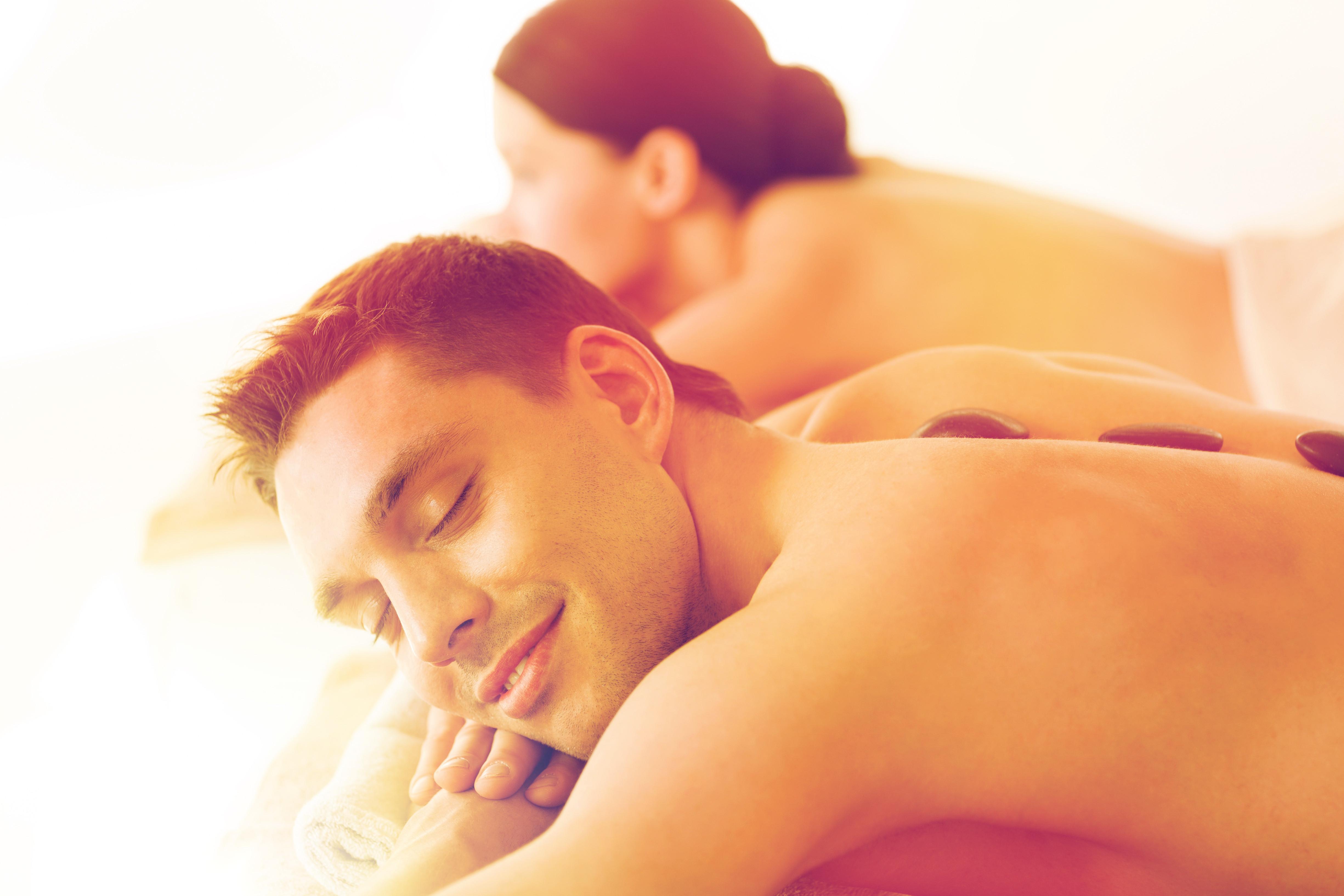 Couple's Massage Package - 75 min
