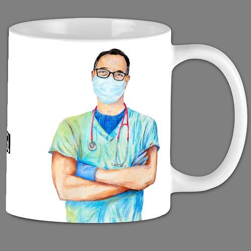 """Stay Strong"" Coffee Mug"
