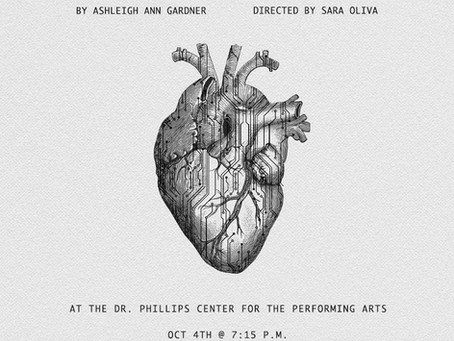 October 2019 - Qualia at the Be Original Theater Festival