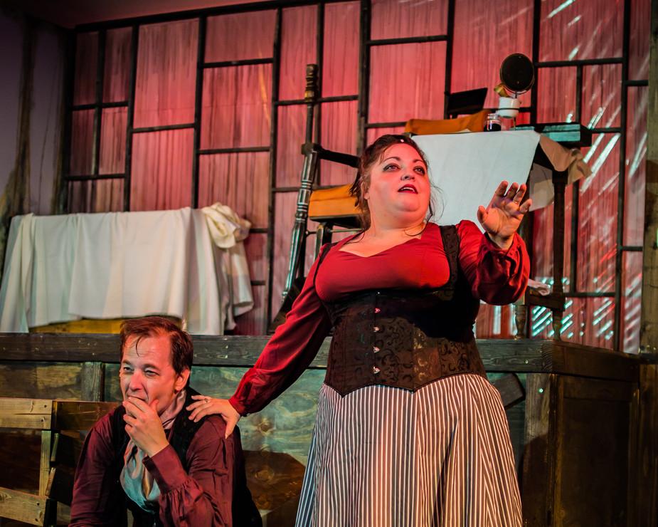 Sweeney Todd - CFCArts 2019
