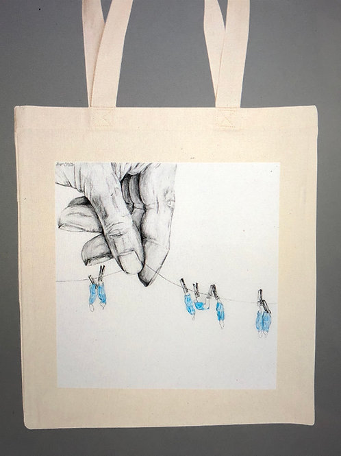 Hang in There Tote