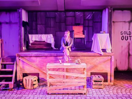 October 2019 - Sweeney Todd at CFCArts