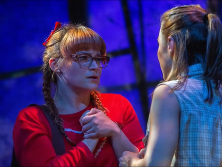 March - April 2019 - Top Girls at Mad Cow Theatre