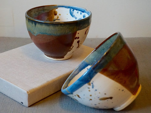 Split Personality Bowls (set of two)