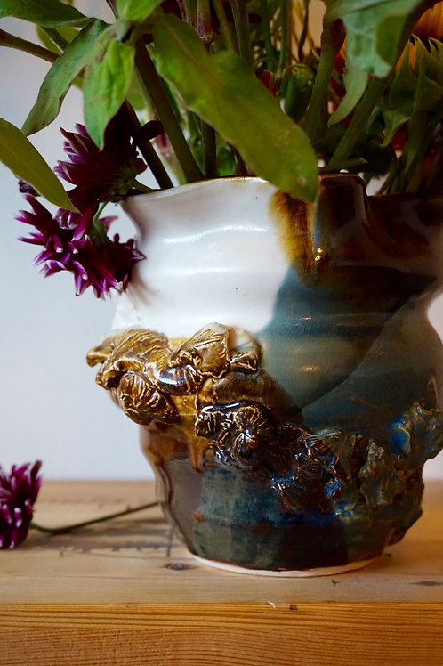 Mermaid Flair Large Vase
