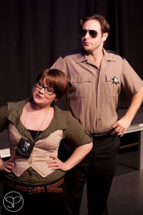 Much Ado About Nothing (The New Company 2014)