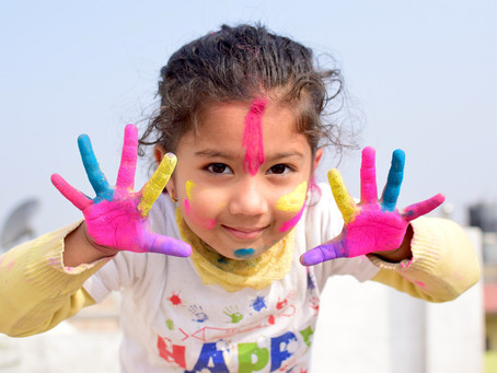 Viver a infância na proposta de ser, estar e pertencer!