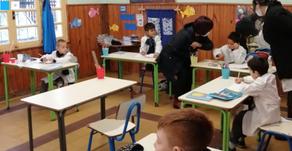 Como o Uruguai se preparou para a volta às aulas presenciais