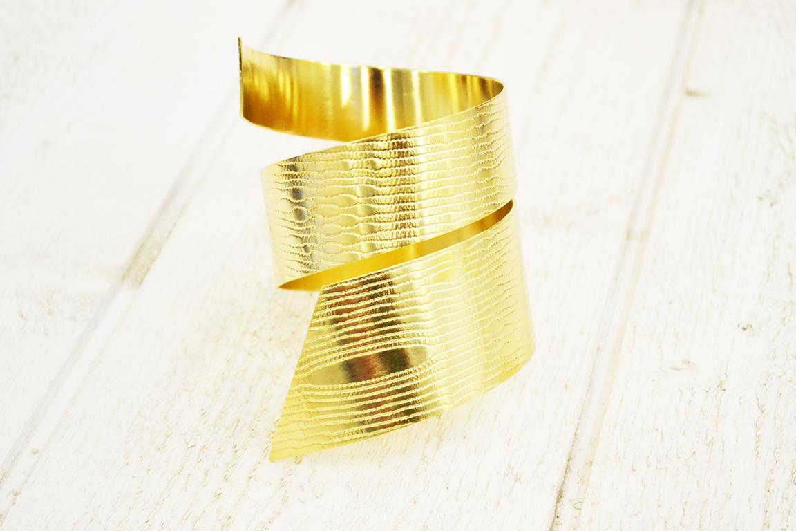 Bracelet - Plaqué Or