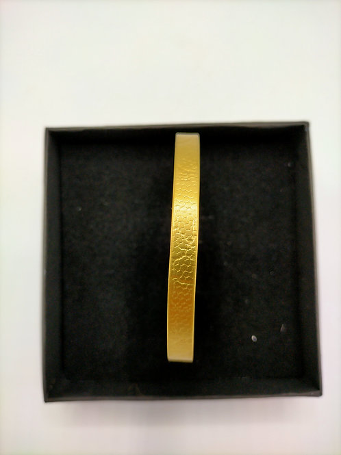 Bracelet fin Laiton dentelle