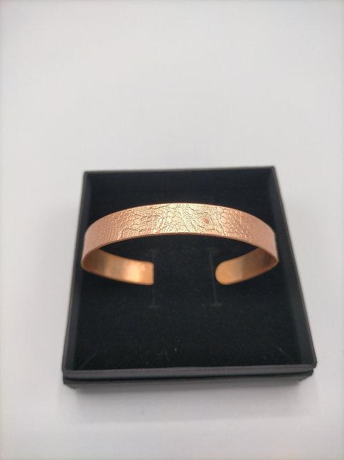 Bracelet médium Cuivre - motif au choix