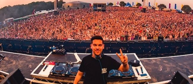 Your Music Industry Podcast Interview: Anton Powers on Creamfields, Income and His Advice