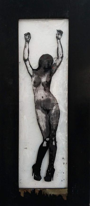 Aphrodite's Crucifix (2019)