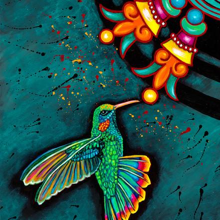 Colibri ~ Flowery Speech