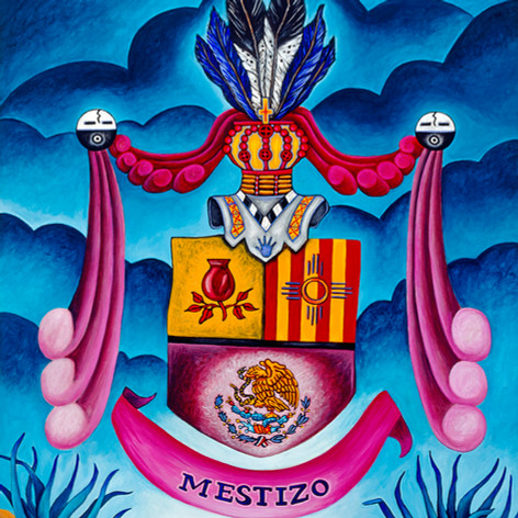 Mestizo Coat of Arms