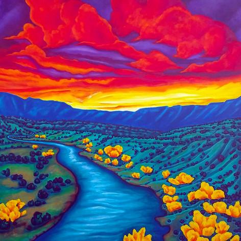 El Valle del Rio Grande