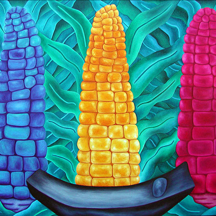 Maize y Metate