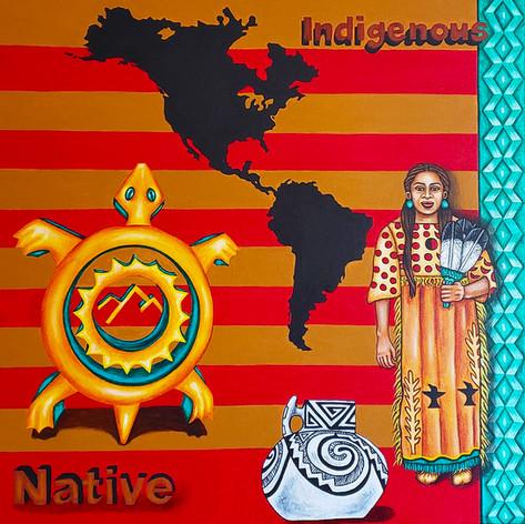 Native ~ Indigenous