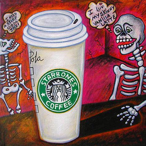 Starbones Skinny Latte