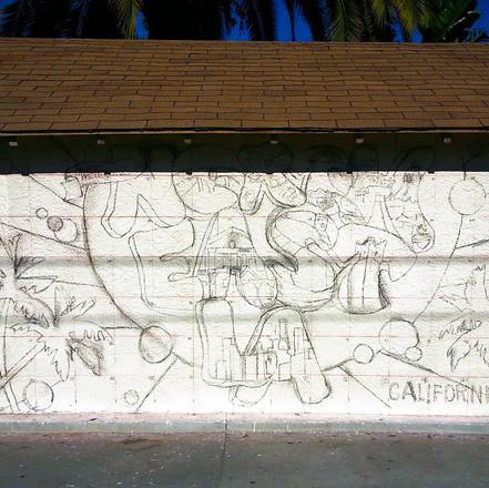 NELA Mural 7' x 16'
