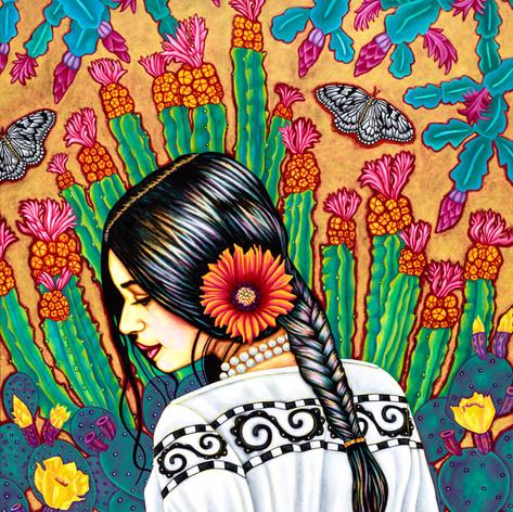 Sophia in the Thorny Garden