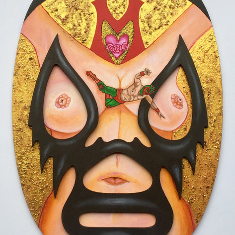 Mil Mascaras~Behind the Mask