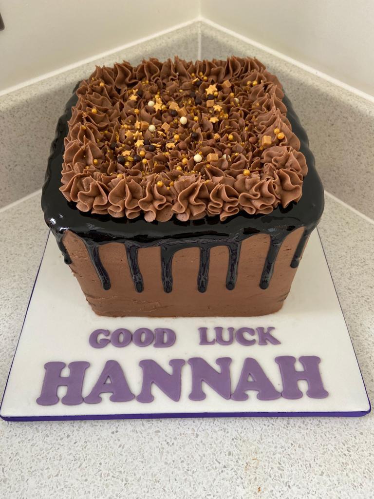 Chocolate Overload Drippy Cake