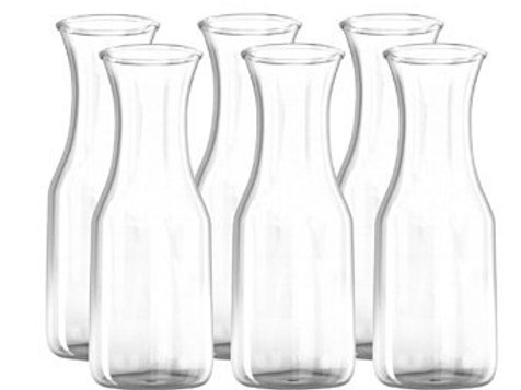 Glass Decanter/Carafe (12 available)
