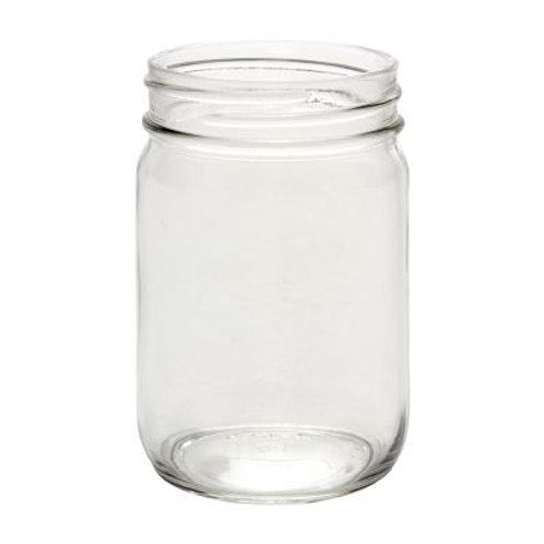 Mason Jars (pint, Quart)
