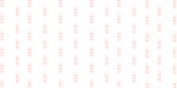 Lakeside Barbershop | Background Pattern