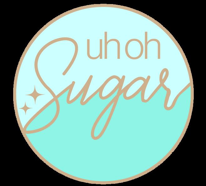 Uh Oh Sugar | Logo