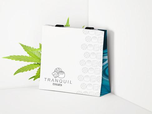 Tranquil Treats | Shopping Bag