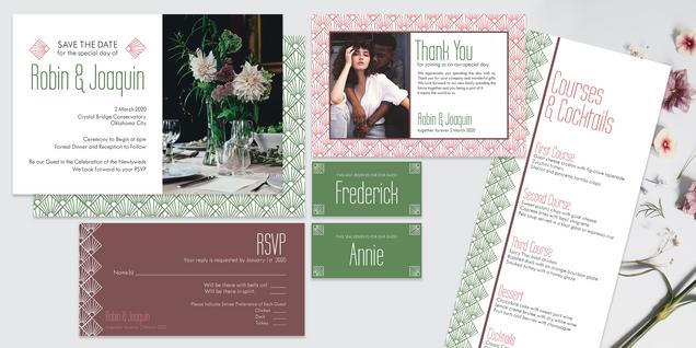 Robin & Joaquin - Design Collection