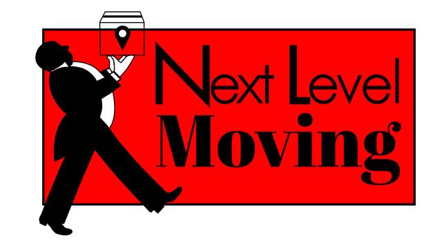 Next Level Moving Logo