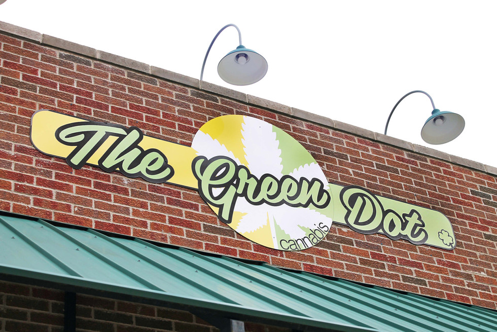The Green Dot | Exterior