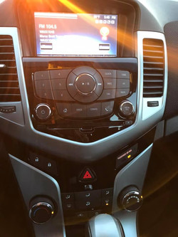 2014 Chevrolet Cruze LT Sedan 4D 6