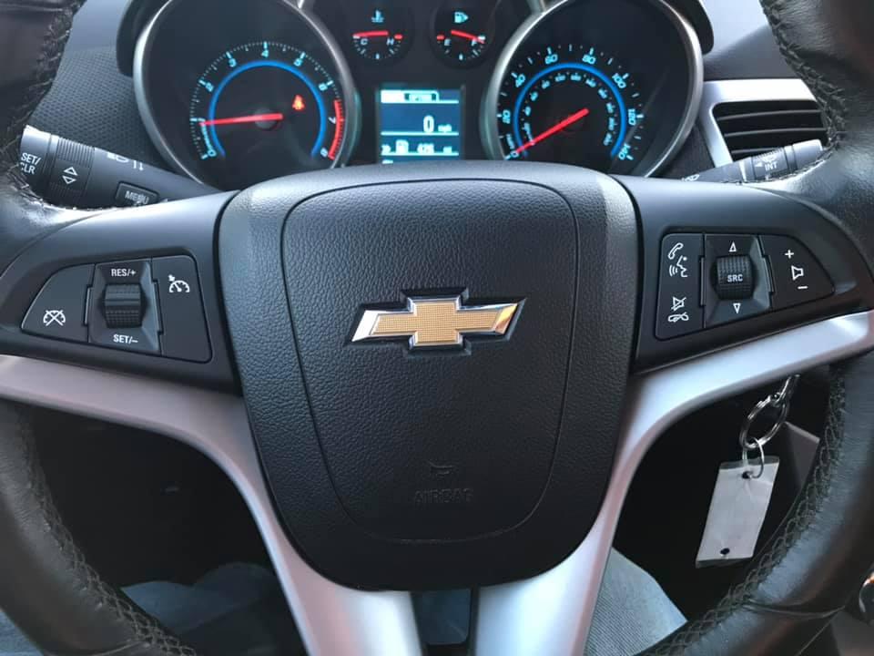 2014 Chevrolet Cruze LT Sedan 4D 5