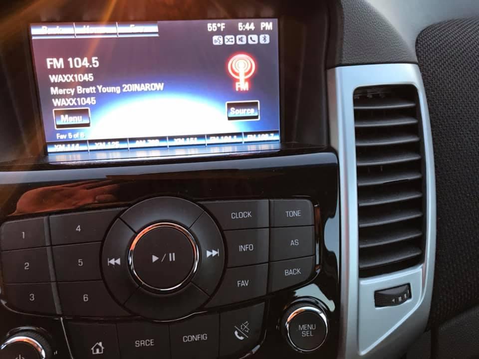 2014 Chevrolet Cruze LT Sedan 4D 7