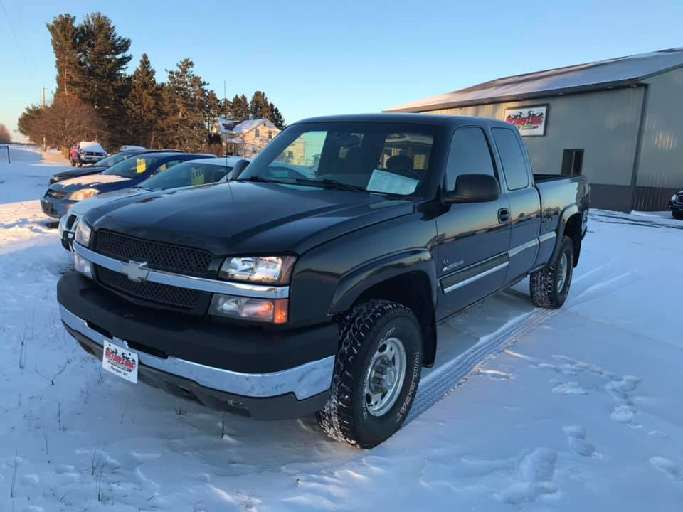 2004 Chevrolet Silverado 2500 HD Ext