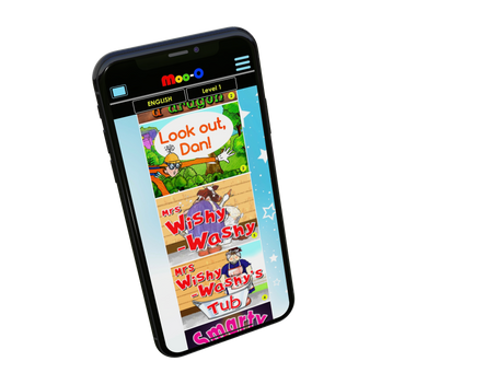 Moo-O for all young readers