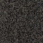 Polished South African dark grey granite